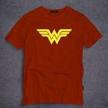Wonder Woman t-shirt 2016 Sommer Mode T Shirts Männer/Frauen T-Shirt Kurzarm T Tops S-5XL
