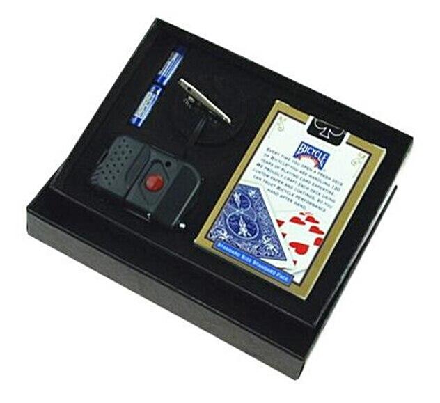 Mini brise-vitre (boîte à cartes version)-Carte magia, magic the gathering accessoires, mentalisme tours de, accessoires de magie magiciens