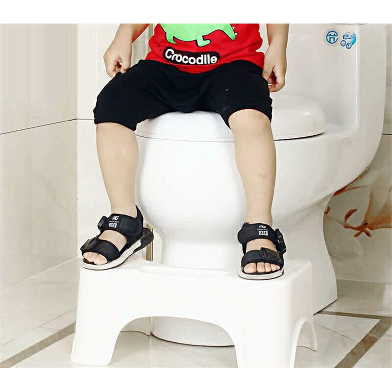 Anti-slip Toilet Stool WC Squat Potty Stool Aquat Stools Toilet Potty Training Seat Children Adult Prevent Constipation Stools
