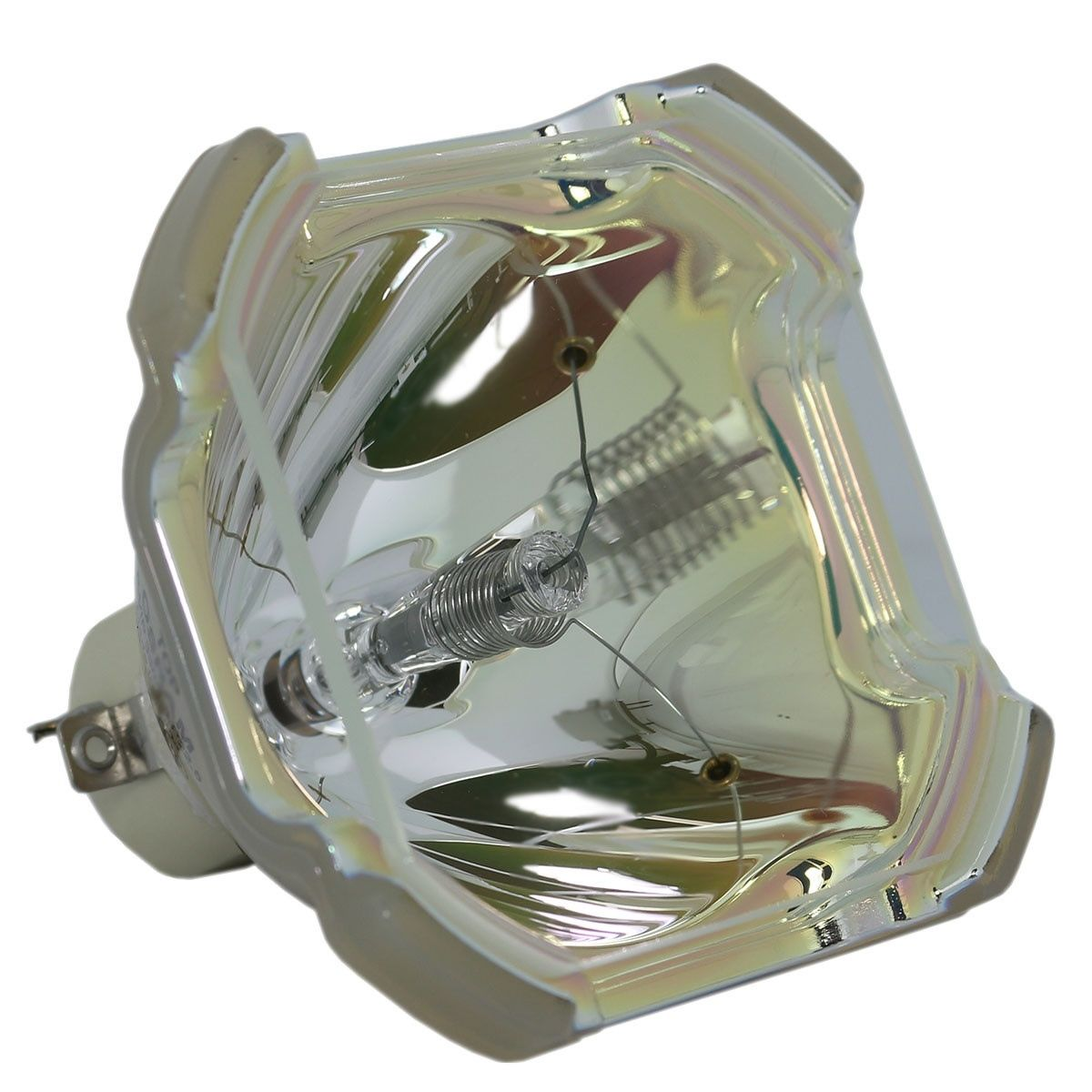 Compatible Bare Bulb LV-LP33 / 4824B001 for CANON LV-7590 Projector Lamp Bulb without housing Free Shipping  free shipping original replacement bare bulb lv lp34 5322b001 for canon lv 7590 projectors 245w projectors