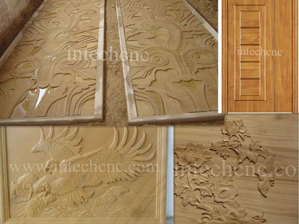 Aliexpress Com Buy Jinan Cheap Cnc Wood Carving Machine   Wood Design Cnc Machine Price Intechcnc Cnc Router Metal Cutting Machine From Reliable