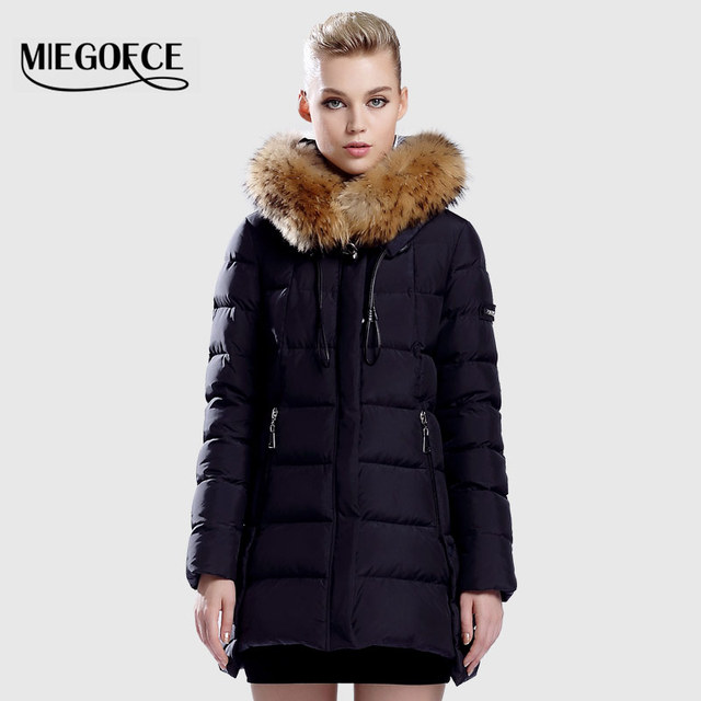 Aliexpress.com : Buy Warm Jacket And Coat For Women MIEGOFCE New ...