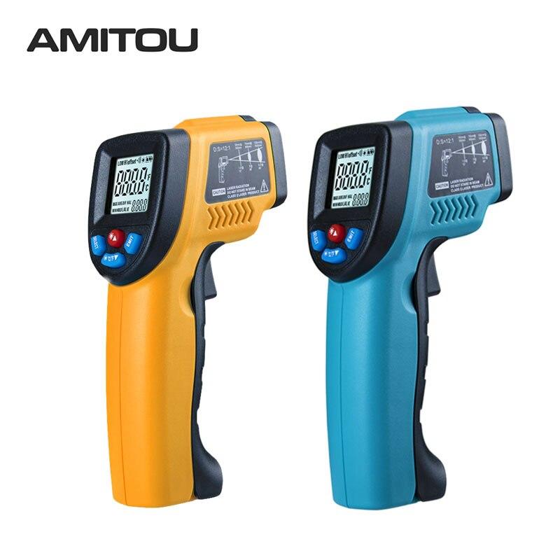 GM550 GM220 Digital infrared laser Smart Thermometer Temperature Gun Pyrometer Aquarium High/Low Temperature Alarm controller