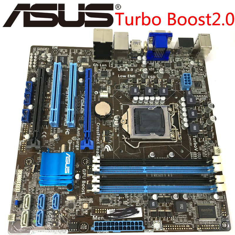 ASUS Motherboard P8H67-M PRO SOCKET LGA1155 INTEL H67 FOR DDR3 i CPU