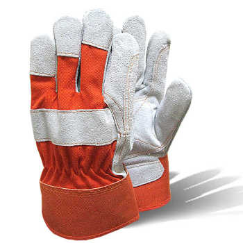 Work Gloves, Single palm