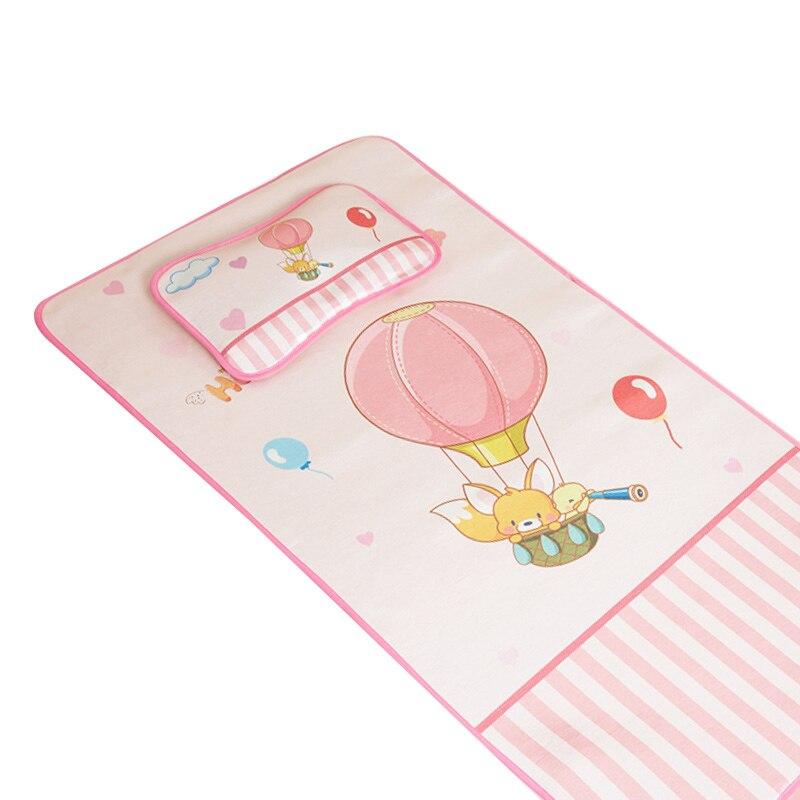 Baby Mattresses Summer Cool Sleeping Mat Breathable Mattress Pads Toddler Crib Cot Cozy Nap Pads Infant Bed Mat