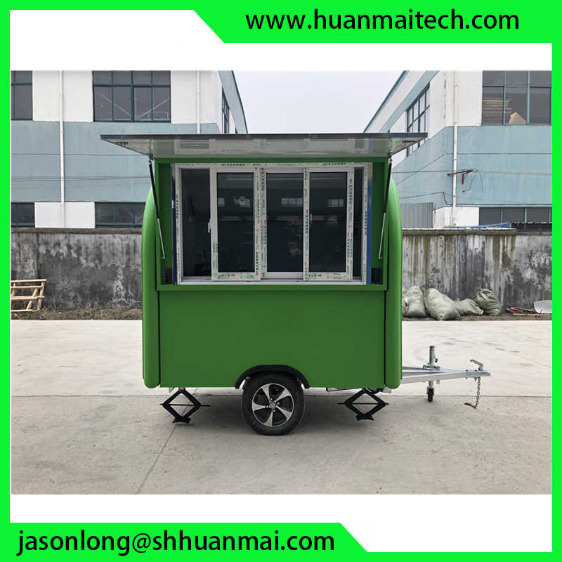 Mobile UK Catering Trailer NZ Food Truck USA Concession