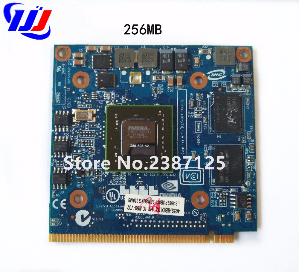 8400M GS 256MB DDR2 LS-3582P VGA Video card for TravelMate 4520G 4730G 5520G 5530G 5710G 5720G 5730G 6593G 7520G 7530G 7720G dhl ems free shipping new ati radeon 9550 256mb ddr2 agp 4x 8x video card from factory 50pcs lot