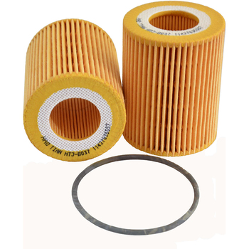 1Pcs Car Oil Filter for BMW 2011- F20-114i/116i/118i 2011- F30/F31-316i/320i ED BBC E30/F31-320i ED 11427635557 image