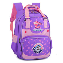 children schoolbags for girls primary escolar backpack satchel mochila kids orthopedic waterproof bookbags infantil zip