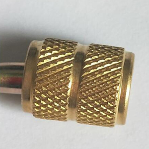 Image 2 - Split Ductless Service Port Adapter Connector High precision Brass Body 5/16 SAE Female to 1/4 Sae Male