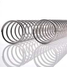 Prime-line products Spring. Compressio Springs. 1.6x25x200mm, stainless steel springs Tension. Wire diameter