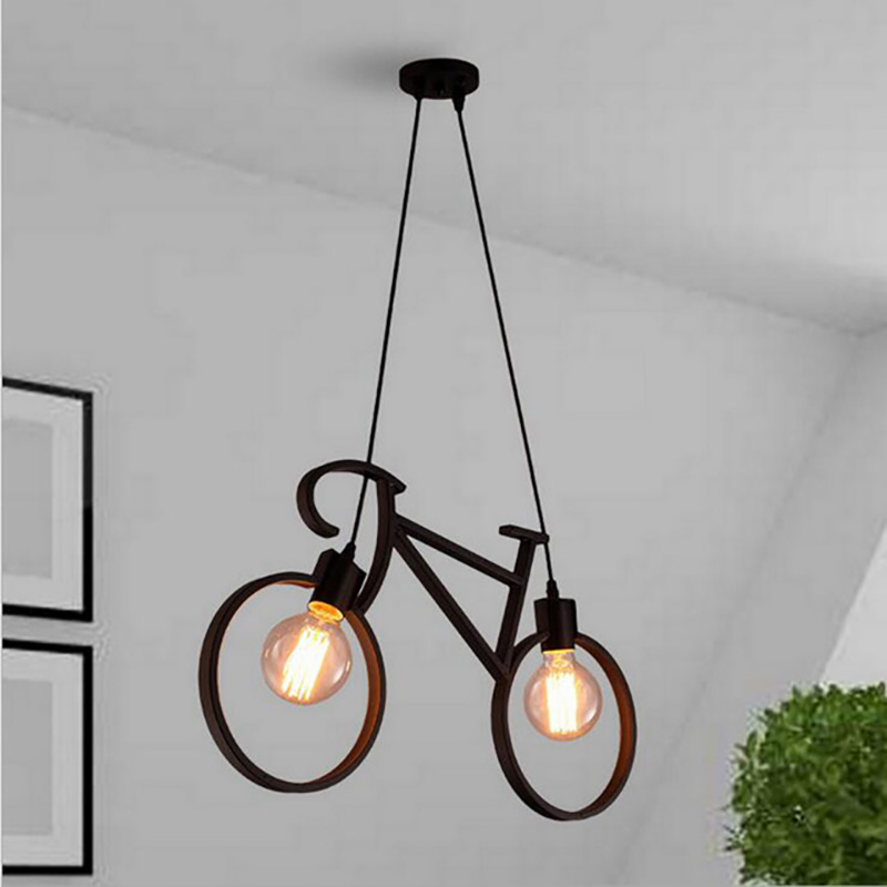 vintage industrial pendant lights restaurant/bar home decoration dining room luminaire lampara pully retro light modern pendant-in Pendant Lights from Lights & Lighting    3
