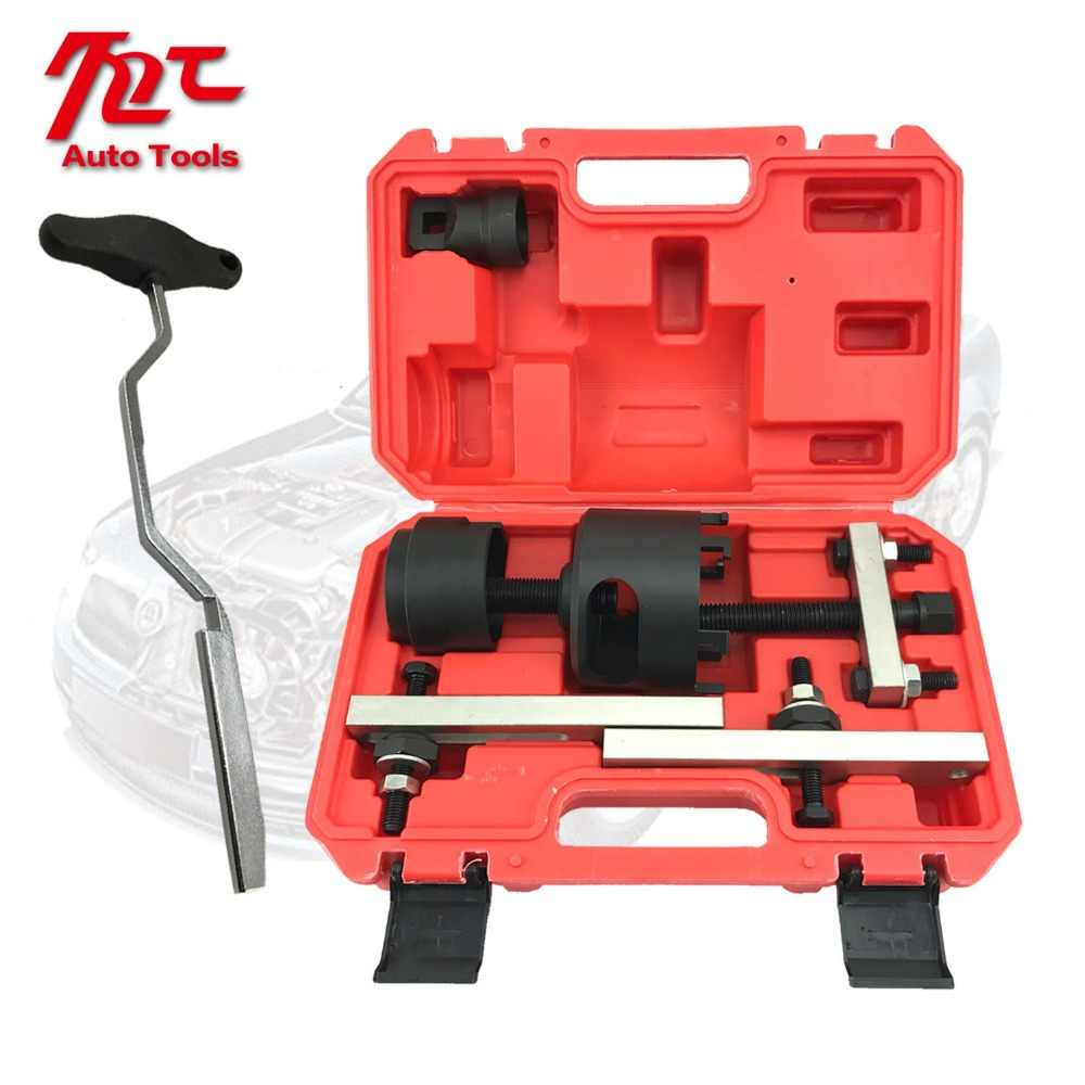 Herramienta de transmisión de doble embrague para AU-DI DSG de 7 velocidades, descodificador de embrague T10373 T10376 T10323 T10407, palanca de montaje