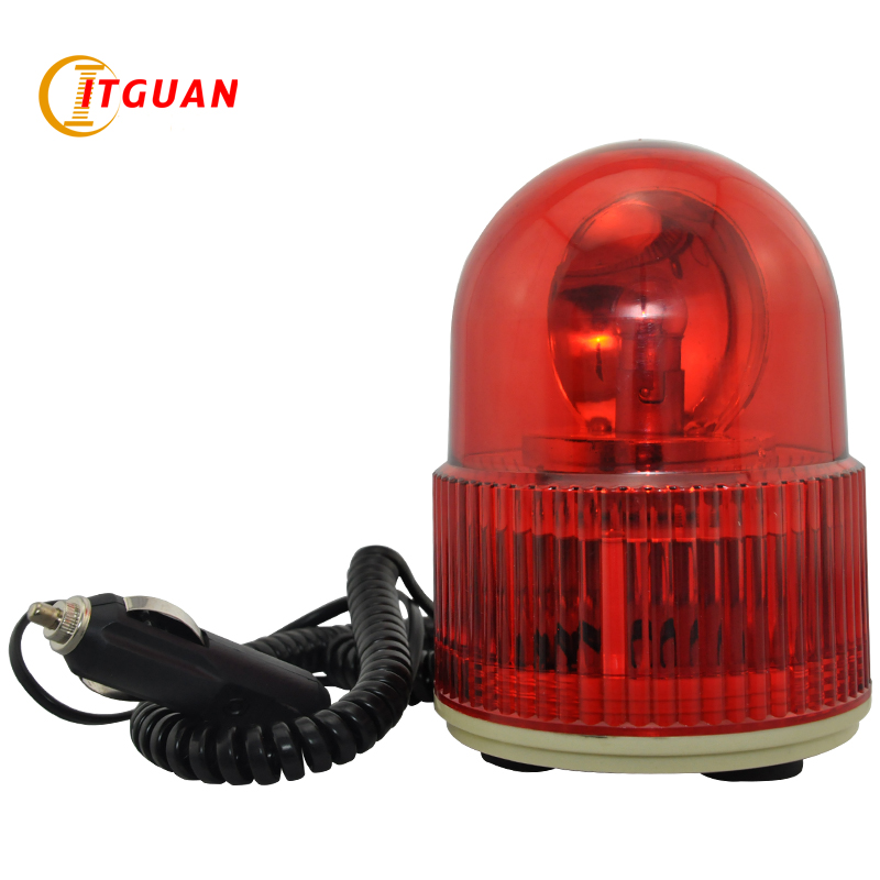 цены LTD-8103  Brand New Blue Yellow Red 12V LED Car Truck Magnetic Warning Light Flash Beacon Strobe Emergency Lamp