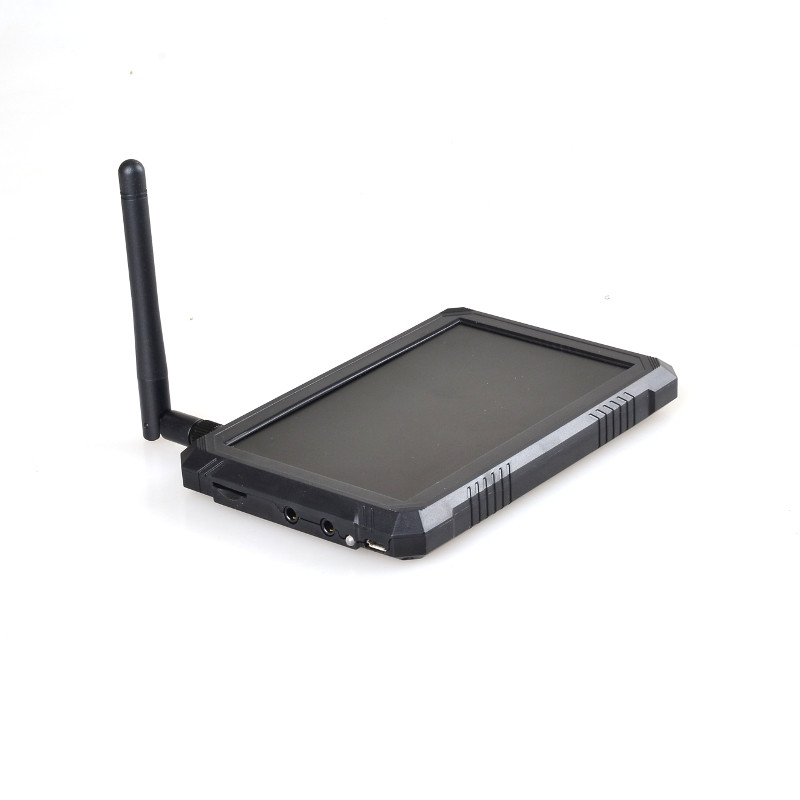 Hot New Skysight RC500 5 Inch 5.8G 40CH  NTSC/PAL 4:3 / 16:9 For Raceband FPV Monitor With DVR Build In Battery For FPV Racer массажер ляпко одинарный 6 2мм 105х230мм