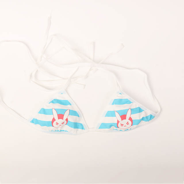 2da6bf100d Online Shop 2017 Kawaii D.va Bikini Sets For D.va Cosplay Dva Swim ...