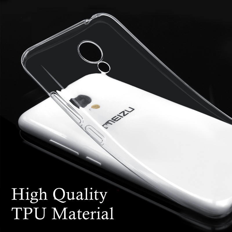 M3mini 5.0 inch <font><b>Transparent</b></font> Funda for <font><b>Meizu</b></font> M3 mini Case <font><b>Meizu</b></font> <font><b>M3s</b></font> <font><b>Cover</b></font> Crystal Clear TPU Silicon Phone Cases Luxury <font><b>Back</b></font> Shell image