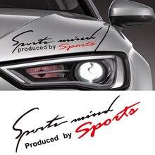 سيارة ملصق السيارات ملصق مائي مقاوم للماء المصباح موضة عاكسة ملصقات السيارات للسيارات دراجة نارية الجسم التصميم اكسسوارات