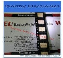 Free  shipping   10pcs/lot     HCPL-J454-500E      HCPL-J454     HCPL  J454  500E     OPTOISO 3.75KV TRANSISTOR 8SMD