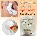1 pares/pacote Manchas Cílios Sob As Almofadas do Olho Lash Extensão Dos Cílios Papel Papel Patches Dicas de proteína Olho Make Up Tools