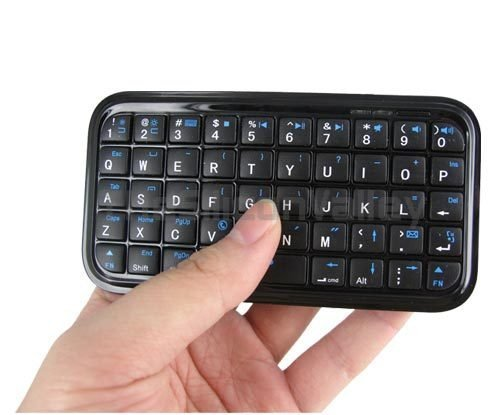 new Mini Wireless Bluetooth Keyboard for New iPad3 2 iPhone 4 4S 3GS Touch 4G free shipping