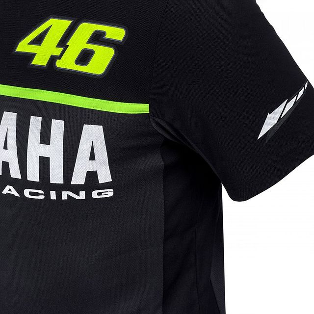 Valentino Rossi Yamaha Team Polo T-Shirt