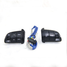 For KIA Sportager High quality original Steering wheel Audio,channel and Constant speed cruise control button