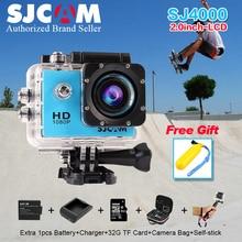 Оригинал SJCAM SJ4000 2.0 Действий Камеры Дайвинг 30 М Водонепроницаемая Камера 1080 P Full HD 170 Градусов Спорт Камеры SJ 4000 Origina SJCAM