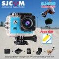 Original sjcam sj4000 2.0 action camera diving 30 m câmera à prova d' água 1080 p full hd 170 graus câmera de esportes sj 4000 origina sjcam