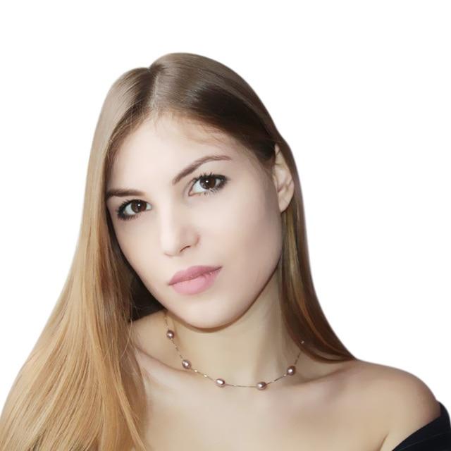 ASHIQI Reale dell'argento sterlina 925 collana 7-8mm Reale D'acqua Dolce Naturale collana di perle Bianco perla Gioielli per le Donne regali