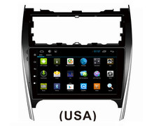 For 10.1″ 1024*600 Android 4.4.4 Car GPS NAVI 16G for Toyota Camry Middle-East American 2012 2013 2014 2015 Radio Bluetooth WIFI