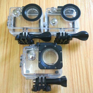 Original Waterproof Case Housing Protective Shell For EKEN H9RPLUS H3R H5S H6S H8R H7S V5Pr SJCAM SJ4000 Action Camera Clownfish
