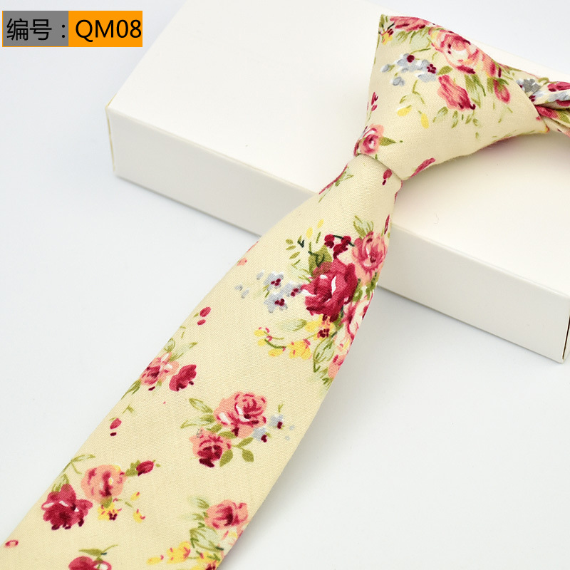 Ties for Men Wedding Business Christmas Jacquard Gravatas cotton 6 cm Fashion Mens 2017 Corbatas