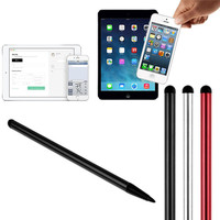 pen capacitive 3 Pcs/lot Universal Stylus Pen Capacitive Screen Touch Pen for iPhone 7 iPad Air 2 Samsung Tablet Phone PC Pen Drop Shipping (2)