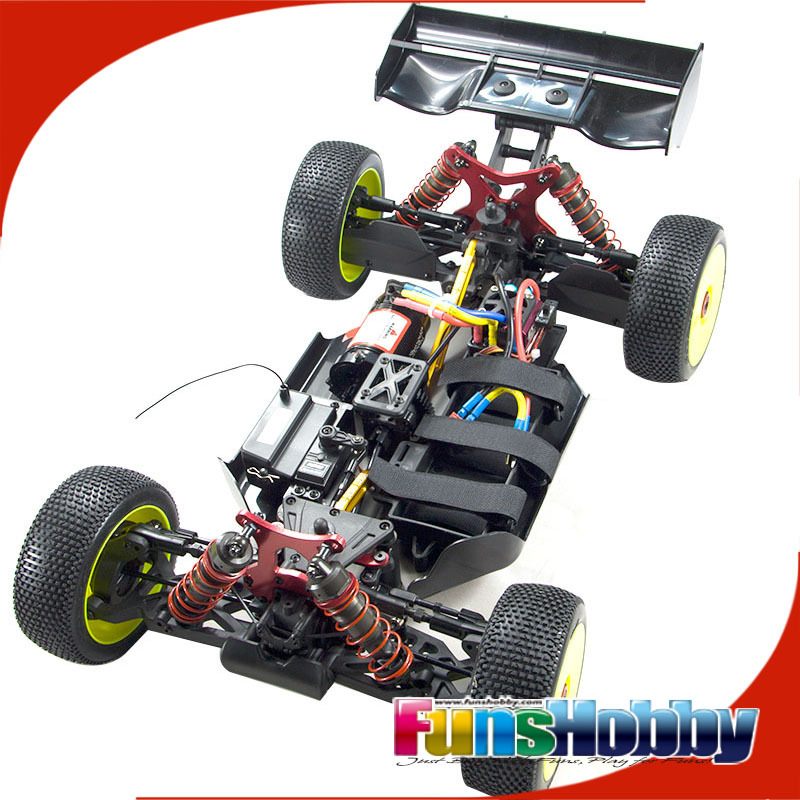 Hongnor/Ofna X3E RTR 1:8 Scale RC Dune Buggy Cars Electric Off Road W/Tenshock Motor (Free Shipping) tenshock x812 1 8 rc buggy 6 pole brushless car motor for 1 8 rc brushless sensor motor cars traxxas ofna free shipping