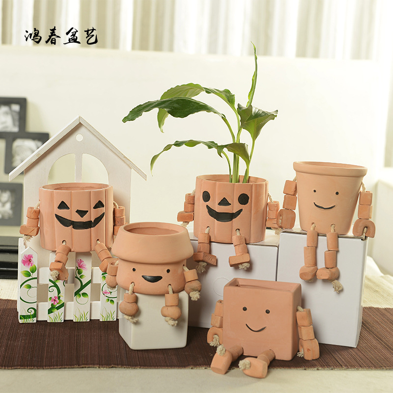 Online Buy Wholesale Small Terracotta Pots From China