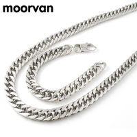 Fashion Stainless Steel Jewelry Set Men Wholesale Free Shipping BD012