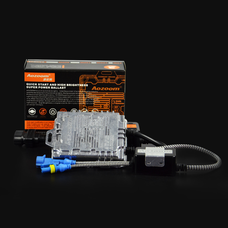 Aozoom New Arrival  75W Quick Start And Brightness Super Power Ballast With Canbus