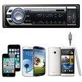 Новый Аудио Автомобильные cd В Тире FM Приемник С Mp3-плеер с USB и SD AUX Вход 27 декабря
