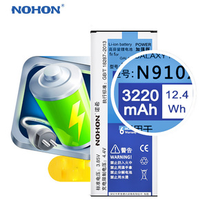 Image 4 - NOHON Batterie Für Samsung Galaxy Note 2 3 4 8 Note8 N9500 Note4 N9100 N910X Note3 NFC N9000 Note2 N7100 original Telefon Bateria