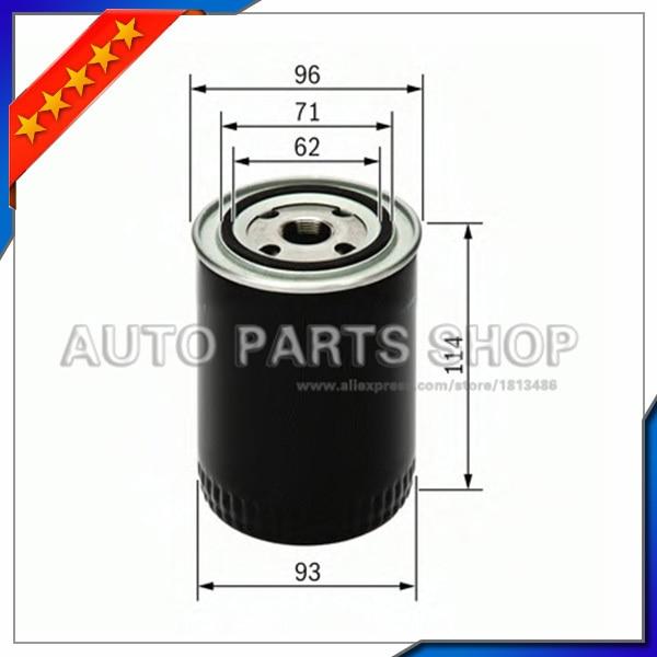 Car Accessories High Quality Oil Filter For Audi A4 A4Q A6