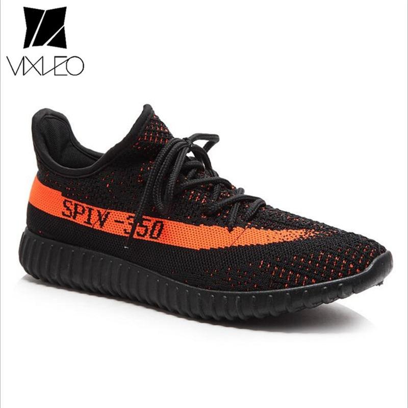 VIXLEO 2018 Pria Bernapas V2 Kasual Sepatu pecinta sepatu jala merek - Sepatu Pria - Foto 3