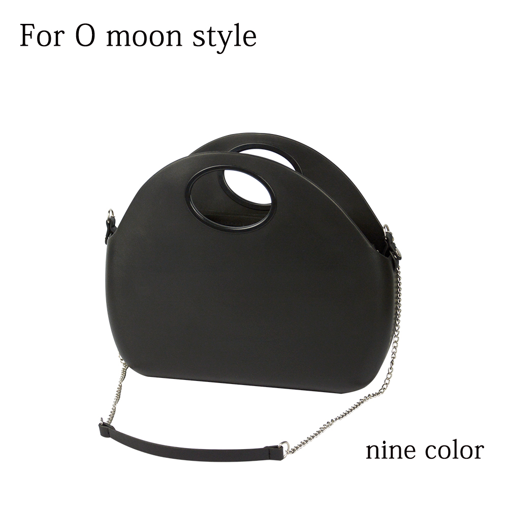 2019 New O bag moon Body with waterproof inner pocket Long chain handle for Women Bag
