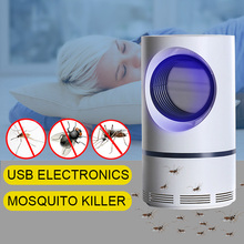 Electric Mosquito Killer Lamp USB Electric Fly Mosquito Trap Light Bug Zapper Mosquito Insect Killer Pest Control Repellent 220v 2w electric mosquito killer lamp led light mosquito repellent pest control insect bug fly zapper trap