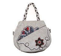 New Fashion Appliques Women Shopping Multi Use Bags Hot All Match Lady Casual Shoulder Handbags Small