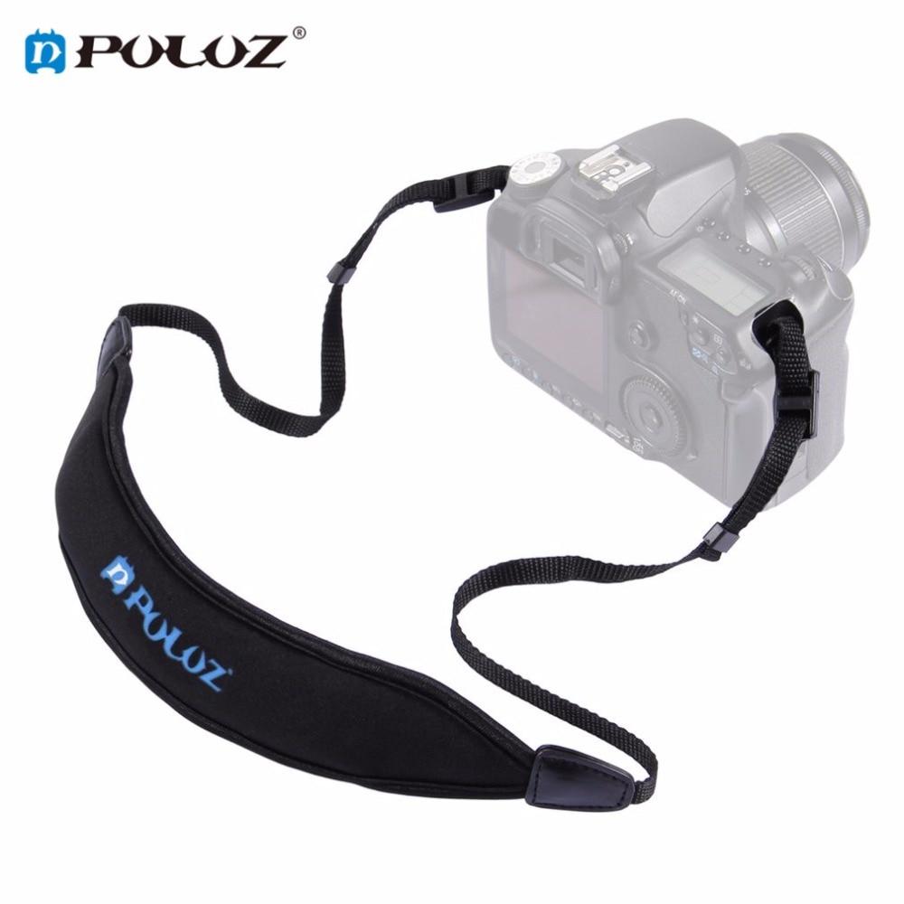 PULUZ Universal Adjustable Camera Strap Shoulder Neck Strap Belt for SLR DSLR DV Cameras for Nikon Sony