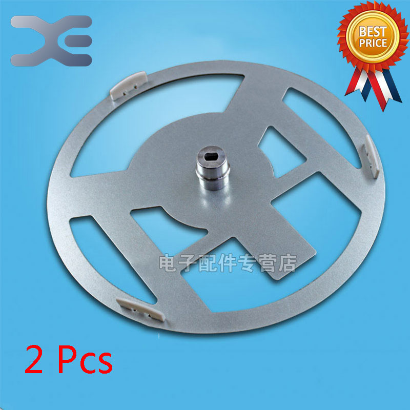 2Pcs Microwave Oven Plates 17cm Panel For Microwave Oven Microwave Spare Parts