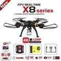 SYMA X8C X8G X8W X8HG X8 FPV RC Drone С H9R 4 К камера 1080 P Ultra HD WiFi 2.4 Г 4CH RC Quadcopter Вертолет Профессиональный Дрон
