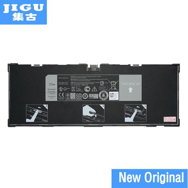 Jigu bateria de tablet original 100%, bateria de tablet 312 1453 xrxmg vyp88 451 bbin xmfy3 para dell plataforma 11 pro 5130 9mgcd 7.4v 32wh